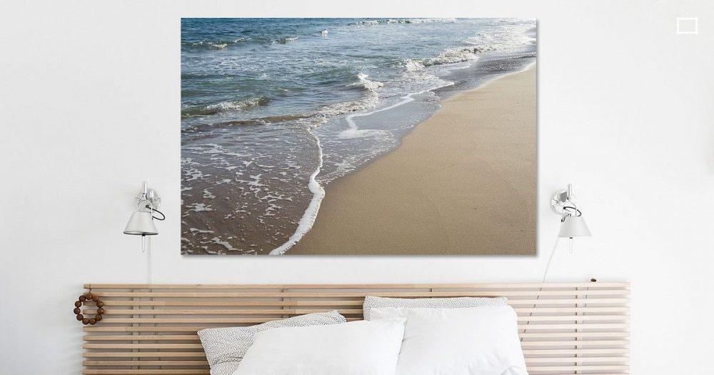 Sand und Meer, Strandspaziergang