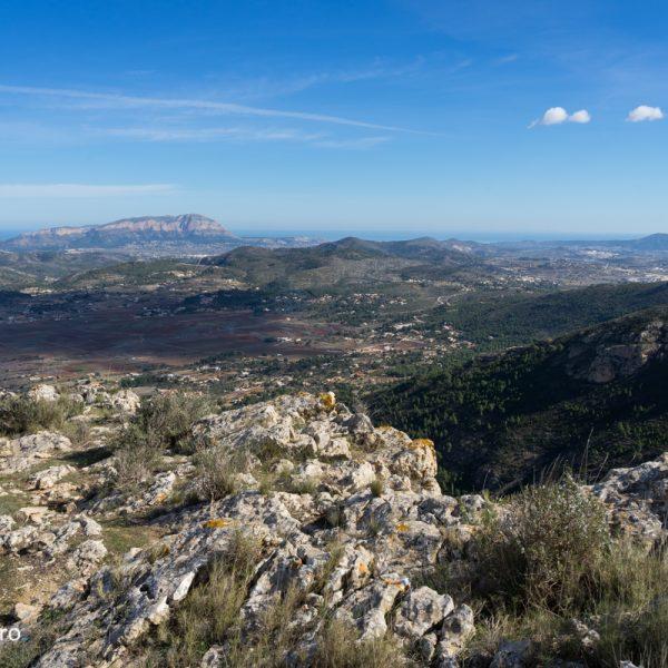 vistas del Montgó