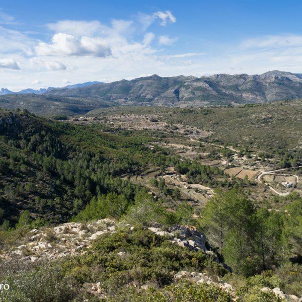 Les Planisses y Sierra del Ferrer