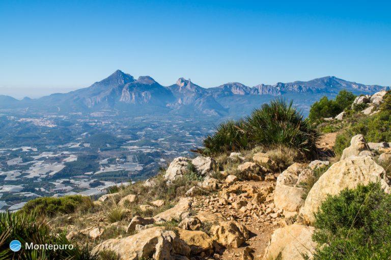 Sierra de Bernia, Puig Campana