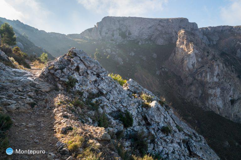 Sierra de Bernia, Morro de l´Aspre