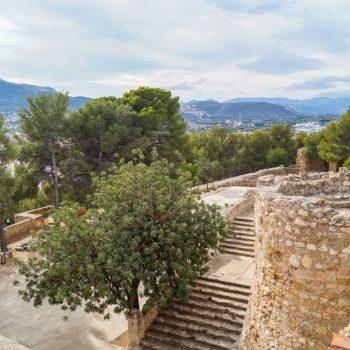 Burganlage Castillo de Dénia