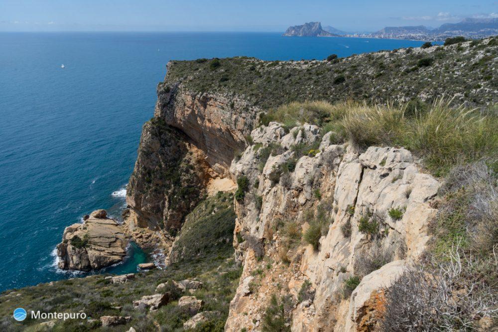 Steilküste des Cap d´Or
