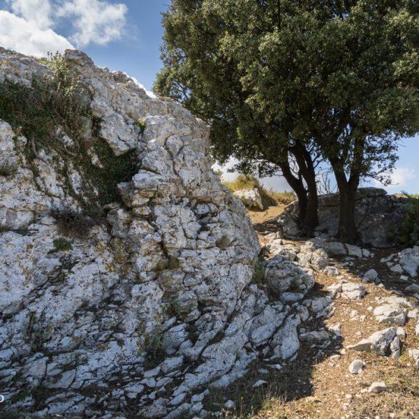 Tossal de Polupí, Sierra del Carrascal de Parcent