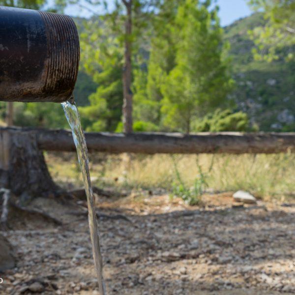 Font de la Foia, Sierra del Carrascal de Parcent