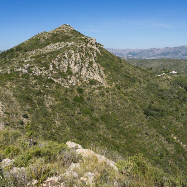 Montes de Beniquasi, Serra del Castell de la Solana