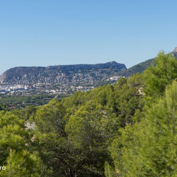 vistas al Morro de Toix
