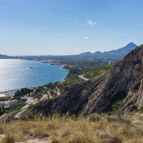 Sierra Helada y Benidorm, Castellet de Calp