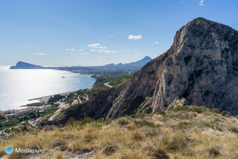 Sierra Helada, Puig Campana y cañón del Mascarat
