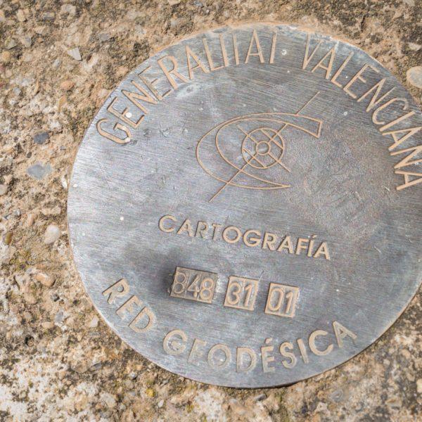 Vértice Geodésico Sierra del Toix