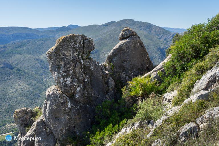 Sierra del Penyó, Cavall Verd