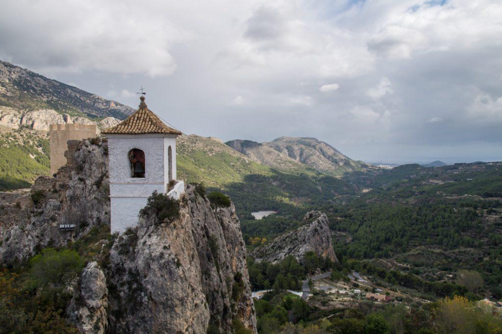 Glockenturm Campanario, Castell de Guadalest