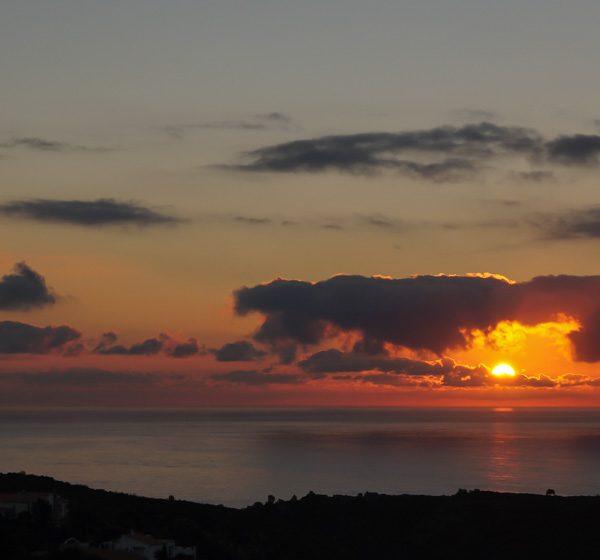 amanecer Costa Blanca