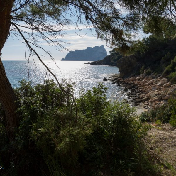 Küstenwanderung Paseo Ecologico und Peñón de Ifach