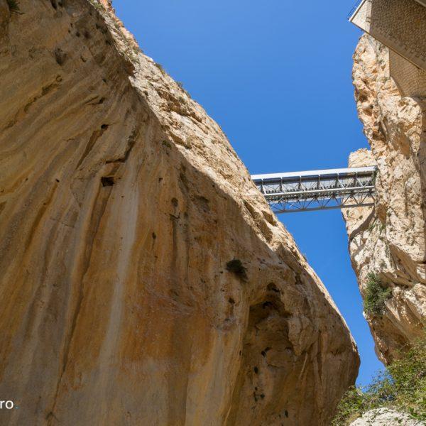 Cañón del Mascarat, puente de TRAM