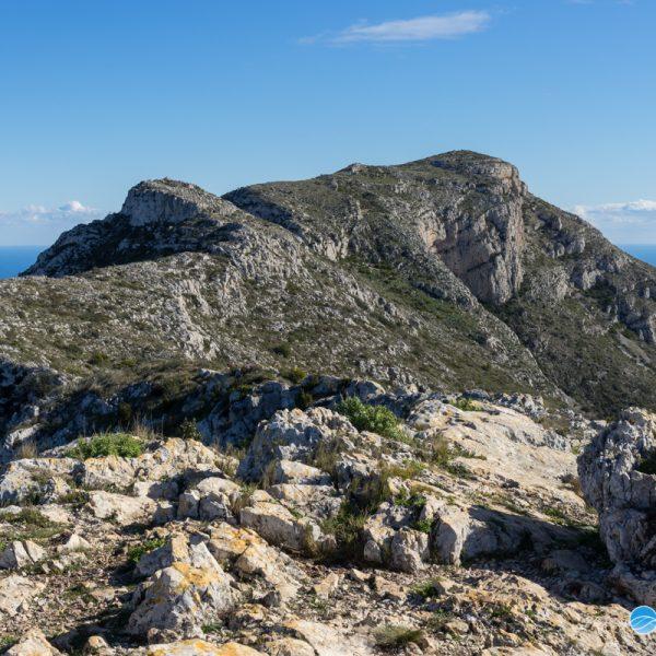 cresta del Montgó