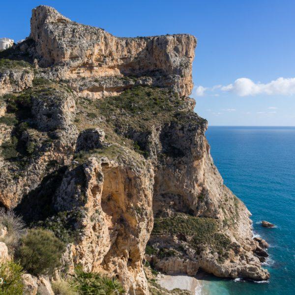 Morro Falquí y Cala dels Testos