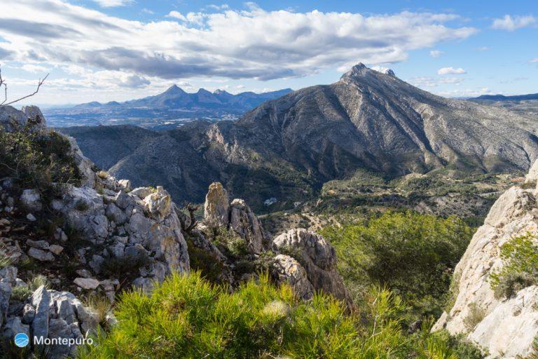 Panorama Sierra de Bernia
