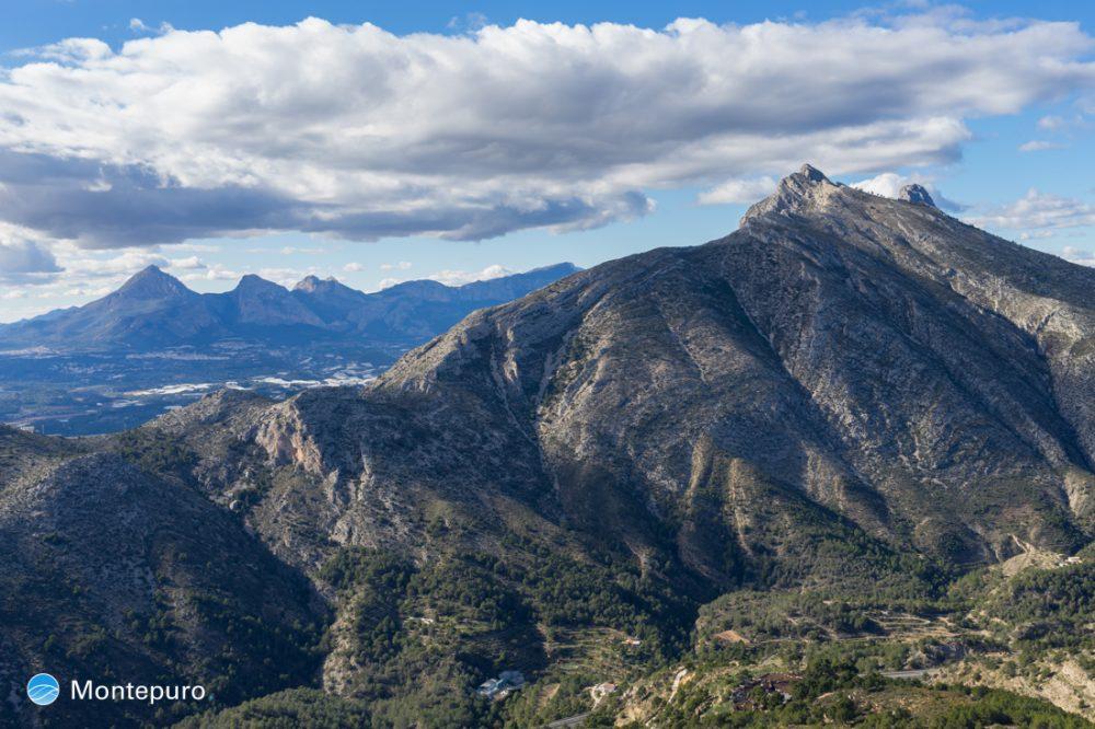 Sierra de Bernia y Puig Campana