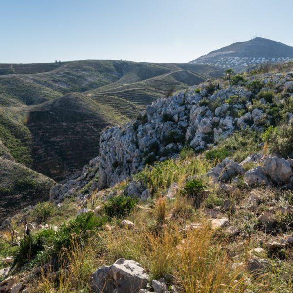 Parque Natural de la Granadella, Cumbre del Sol