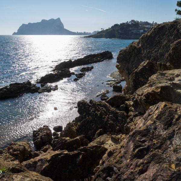 Mar Morta i Roques Negres am Paseo Ecológico