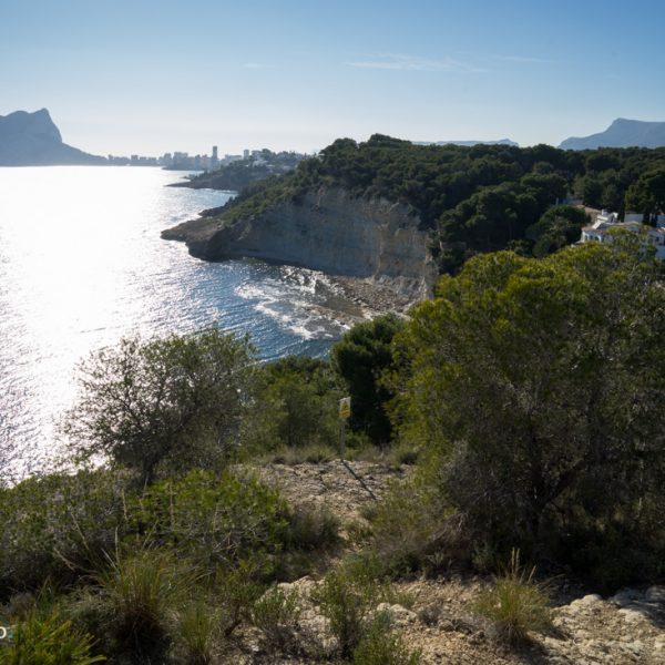 Küstenwanderung Paseo Ecologico Benissa