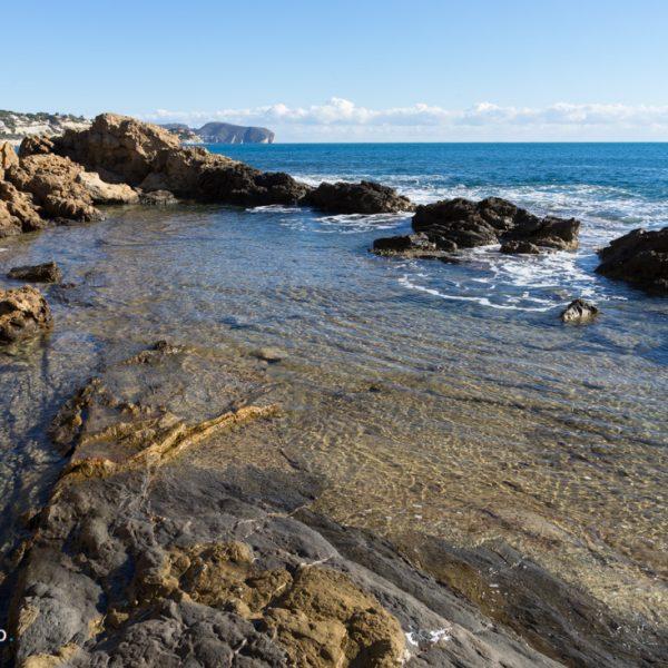 Mar Morta i Roques Negres am Paseo Ecologico
