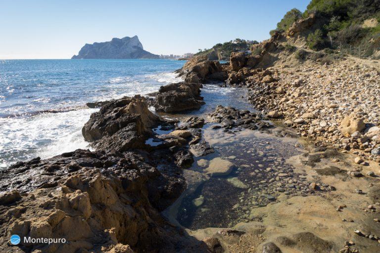 Mar Morta i Roques Negres, Paseo Ecologico