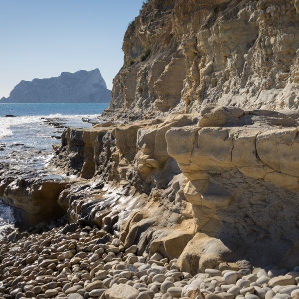 Küstenwanderung Paseo Ecologico, Cala Baladrar