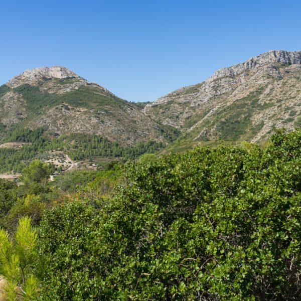 Sierra del Ferrer und Penya Talai