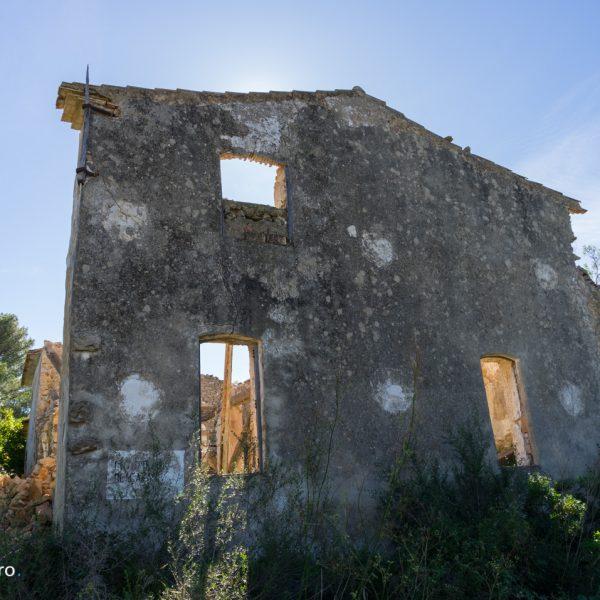 Sierra de Seguili, ruina de Ca`l Durà