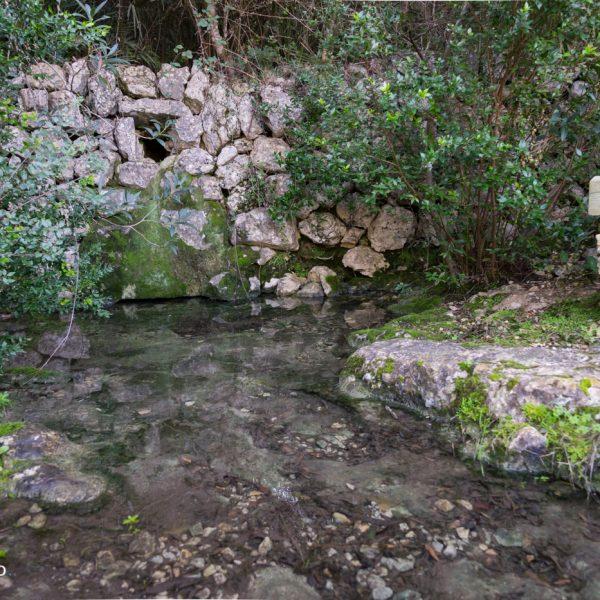 Sierra de Seguili, Font de Marqués