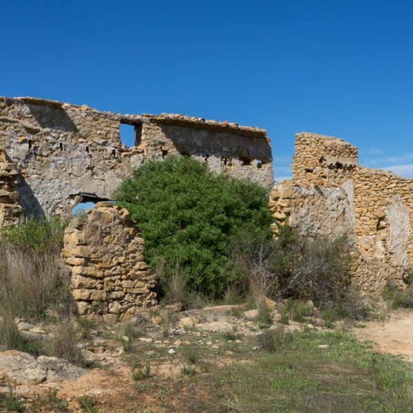 Ruina Mallaes, Sierra de Seldetes