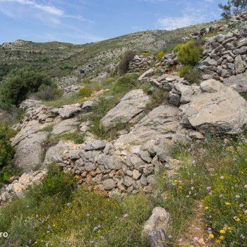 senda Sierra del Carrascal de Parcent