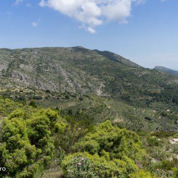 Sierra del Carrascal de Parcent