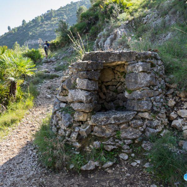 Aufstieg Juvees de Dalt, Brunnen